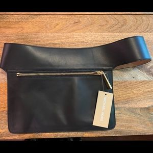 Michael Kors collection belt bag